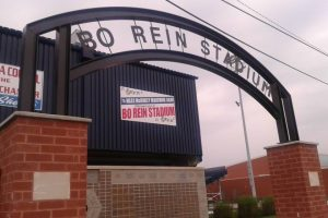 bo rein stadium entrance